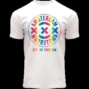 Holland fashion Pride-Shirt - Amsterdam- city of freedom