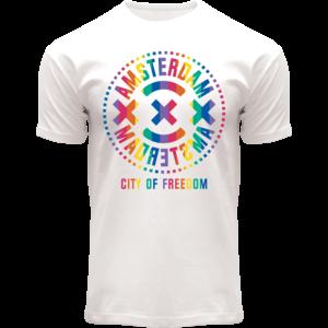 Holland fashion Pride-Shirt - Amsterdam - Stadt der Freiheit
