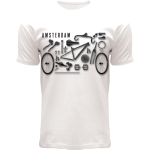 FOX Originals Amsterdam shirt - Bike parts