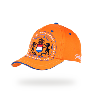 FOX Originals Oranje cap - Holland -  ( Holland Kingdom)