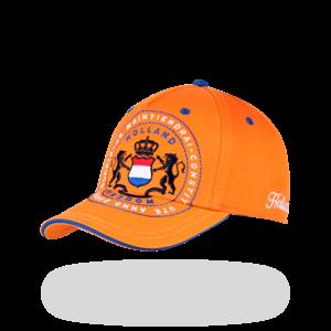 Holland fashion Oranje cap - Holland -  ( Holland Kingdom)
