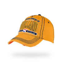 Holland fashion Orange cap - Holland - Amsterdam - proud country