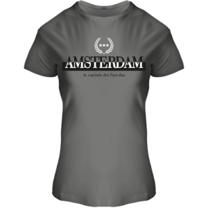 FOX Originals Damen T-Shirt Rundhals - Amsterdam
