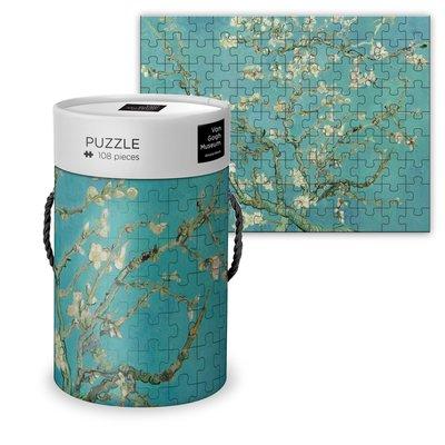 Typisch Hollands Puzzle in tube - Vincent van Gogh - Blossom