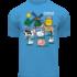 FOX Originals Children's T-Shirt - Holland - Blue