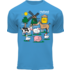 FOX Originals Kinder T-Shirt - Holland - Blauw