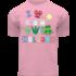 FOX Originals Kinder T-Shirt - Holland - Pink - Gepatcht