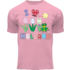 FOX Originals Kinder T-Shirt - Holland - Roze - Patched