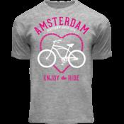 FOX Originals Kinder T-Shirt - Fahrrad - Sportlich grau - Fahrrad