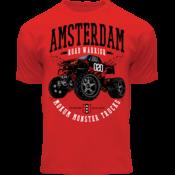 FOX Originals Kinder T-Shirt - Amsterdam Road-warrior