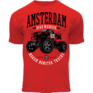 FOX Originals Kinder T-Shirt - Amsterdam Road Warrior