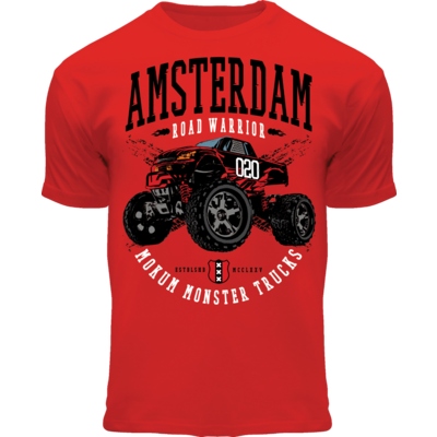 FOX Originals Kids T-Shirt - Amsterdam Road Warrior