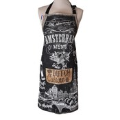 Typisch Hollands Luxury kitchen apron - Chalkboard - Dutch Cuisine
