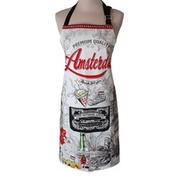 Memoriez Luxury kitchen apron - Vintage - the Netherlands specialties