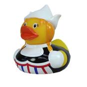 Typisch Hollands Rubber duck Dutch traditional costume - Girl