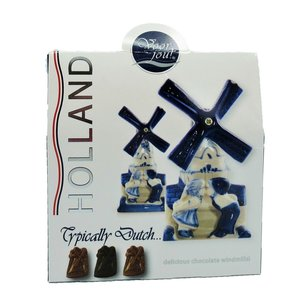 """Typisch Hollands Holland chocolate gift box - """"for you"""" - Mills"""