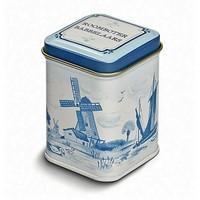 Typisch Hollands Zeeland plappert in Delfter Minidose