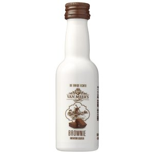 van Meers Holland Liqueur - Brownie - Mini