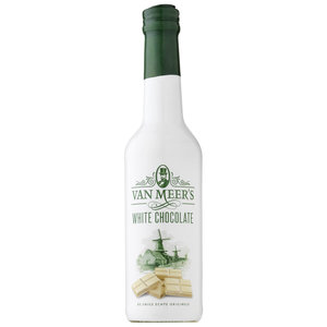 van Meers Holland liqueur- White chocolate 0.35L