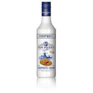 van Meers Stroopwafel liqueur. 0.75 liters