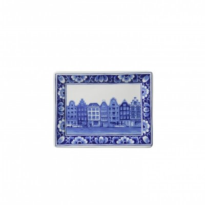 Typisch Hollands Applique canal house rectangle