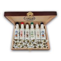 van Meers Holland - 6 liqueurs - Drinks box with Hopjes