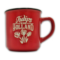 Typisch Hollands Small mug in gift box - Holland Red