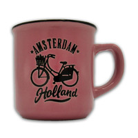Typisch Hollands Small mug in gift box - Holland - Pink