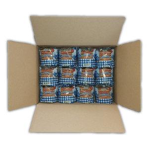 Stroopwafels (Typisch Hollands) Stroopwafels - Großpackung (12 Beutel)