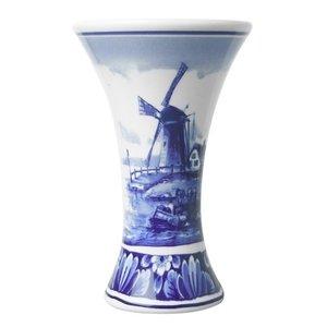 Typisch Hollands Chalice vase landscape (16cm)