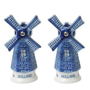 Typisch Hollands Salt and Pepper Shakers Holland - Mills
