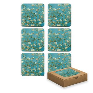 Typisch Hollands Coasters - Almond Blossom