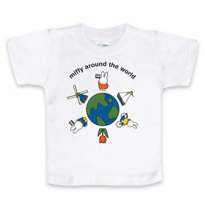 Nijntje (c) T-Shirt Nijntje - Around the world