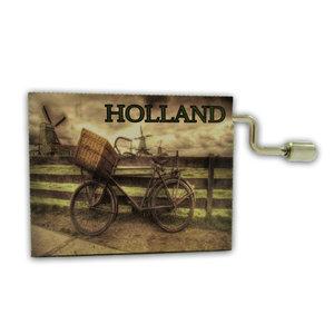 Typisch Hollands Muziekdoosje - Holland - Beatles-Yesterday