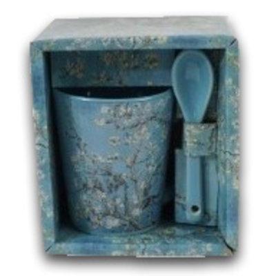 Memoriez Espressotasse - van Gogh - Blüte