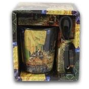 Memoriez Espressomokje van Gogh - Terras