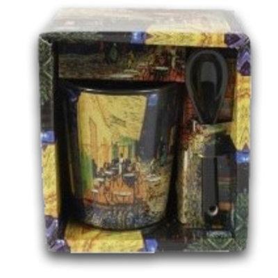 Memoriez Van Gogh espresso mug - Terrace