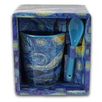 Memoriez Espressomokje Vincent van Gogh - Sterrenhemel