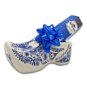 Droste Delft blue clog - Droste milk pastilles