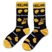 Holland sokken Damessokken - Say Cheese