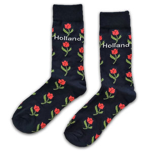 Holland sokken Women's Socks - Holland Tulips