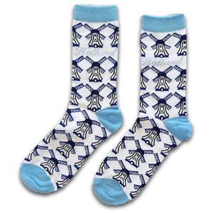 Holland sokken Men's Socks - Delft Blue Mills