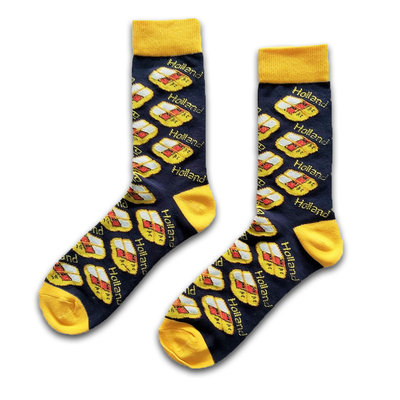 Typisch Hollands Men's socks size 40-46 Clogs