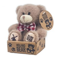 Typisch Hollands Plush Holland bear - Brown