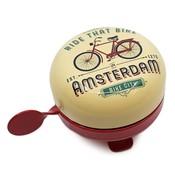 Typisch Hollands Fietsbel Amsterdam -Vintage - Fahrraddekoration