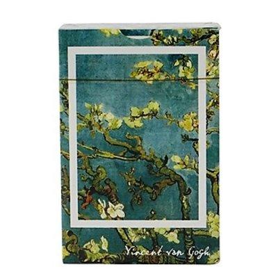 Typisch Hollands Spielkarten - Mandelblüte - Vincent van Gogh