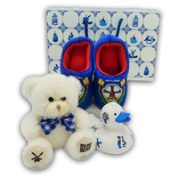 www.typisch-hollands-geschenkpakket.nl Baby gift package - Holland - Boy