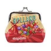 Typisch Hollands Cut Wallet Vintage tulips Holland