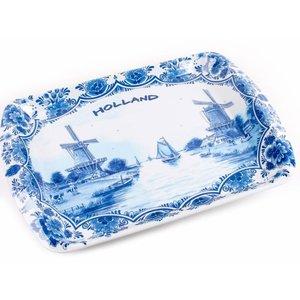 Typisch Hollands Tablett Holland (groß)