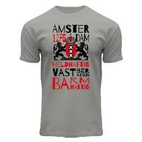 FOX Originals T-Shirt Amsterdam - Stadswapen
